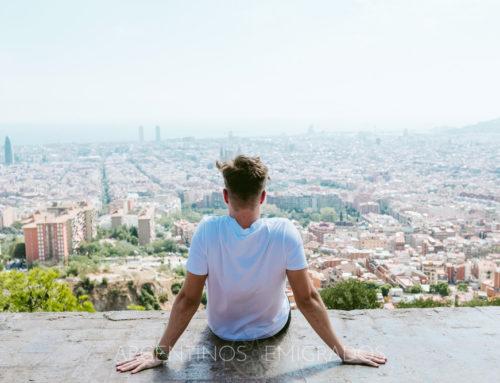 Maxi, un argentino viviendo en Barcelona
