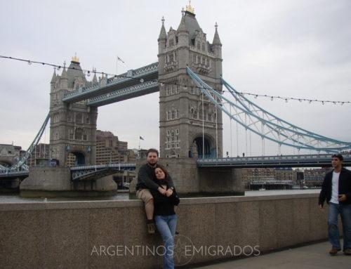 Alicia, una profesora de inglés en Londres