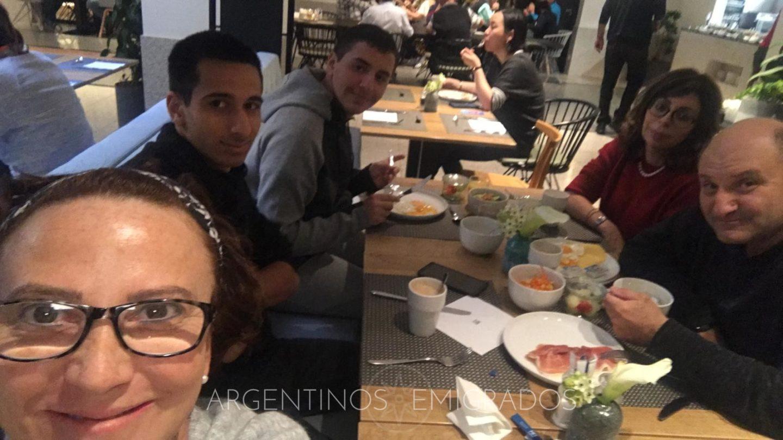 Mariana nos cuenta como fue su emigración a Israel