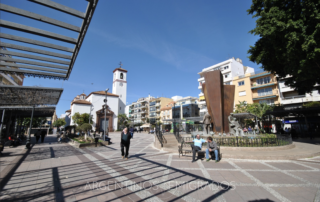 Plaza Constitucion Fuengirola