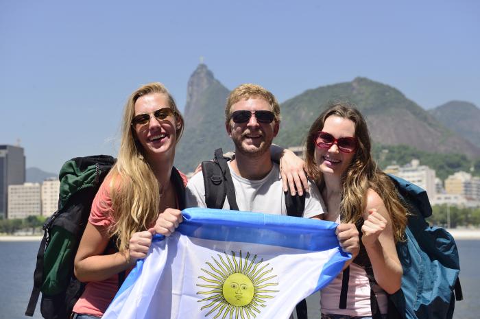 argentinos en brasil