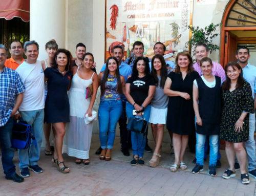 Tercera reunión de emprendedores argentinos en España