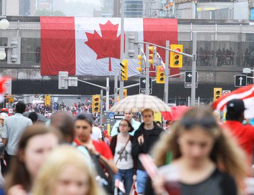Canadá planea recibir más de un millón de inmigrantes